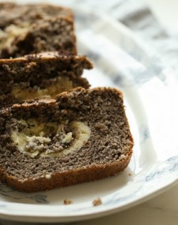 cookies and cream bread - a delicious chocolate bread made in 10 minutes