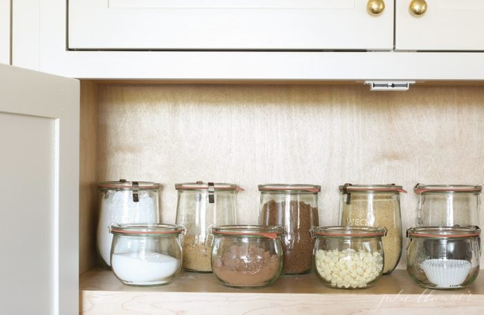 How to Organize Baking Supplies
