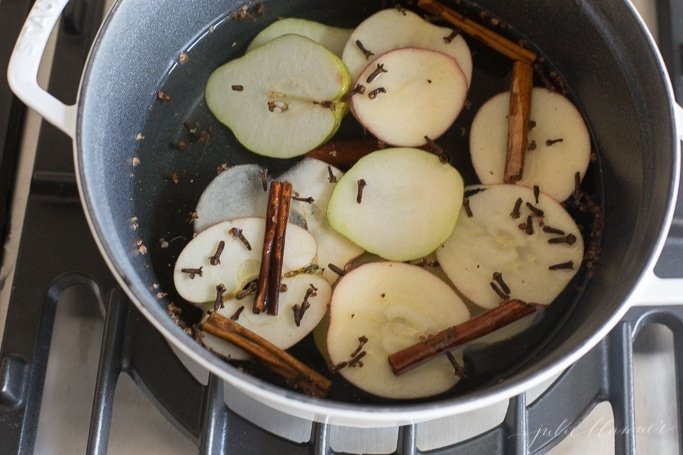 how to make potpourri on the stove top