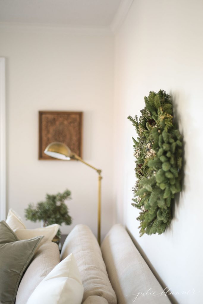 natural christmas decorating ideas