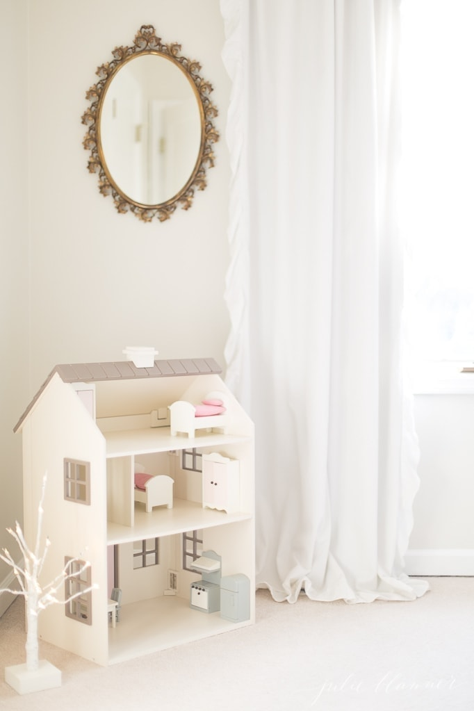 add a little christmas magic to kids bedrooms