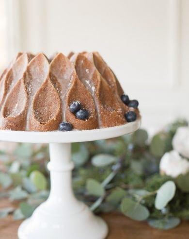 fall or winter pound cake recipe
