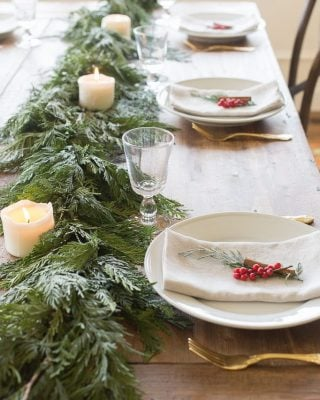 classic Christmas decorating ideas