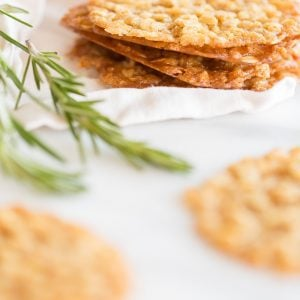 easy lace cookies recipe