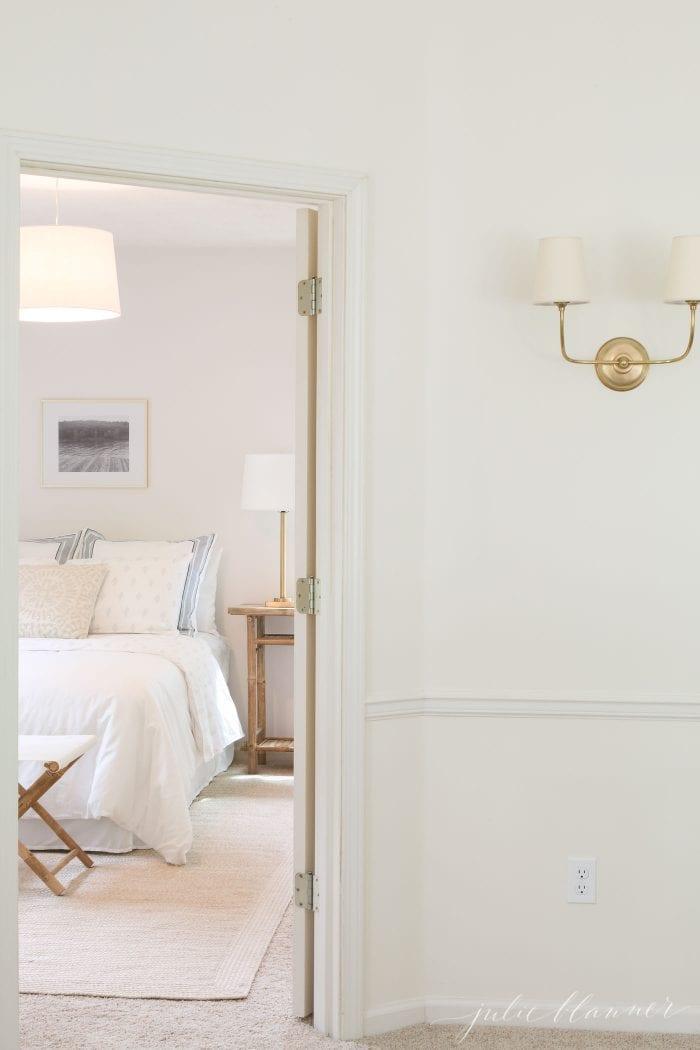 farrow ball white tie. Black Bedroom Furniture Sets. Home Design Ideas