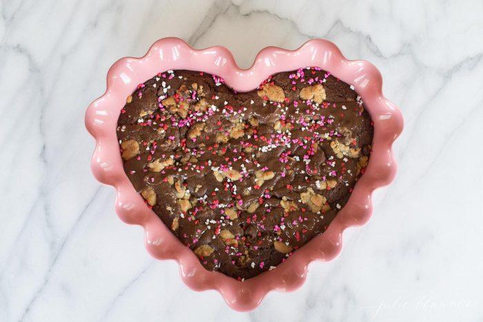 easy brookie cake recipe