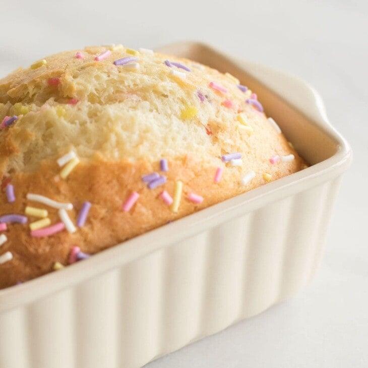 funfetti quick bread recipe