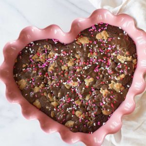 the best brookie cake recipe