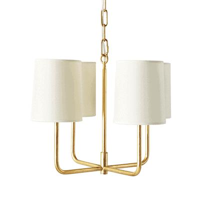 modern chandelier golf