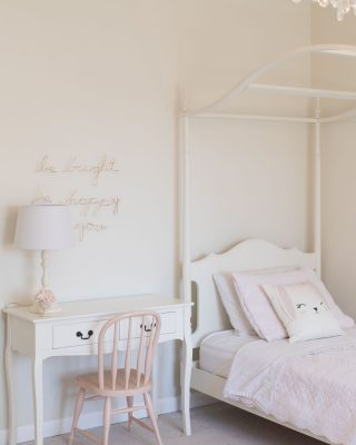 white furniture paint color