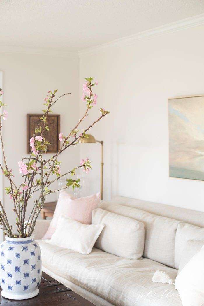 Cherry Blossom Branch Julie Blanner