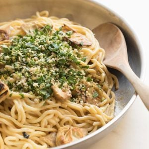lemon cream sauce for pasta