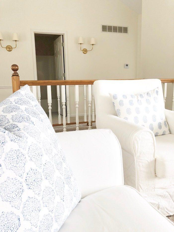 Lake Cottage Living Room Design Plans