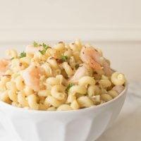 Seafood Pasta Salad (Shrimp Pasta Salad)