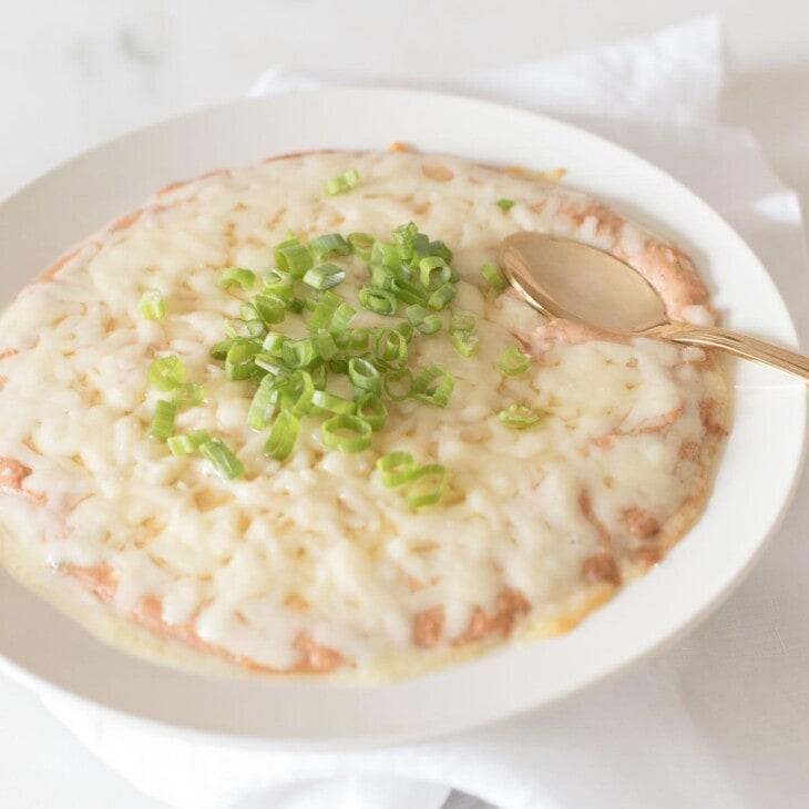 cream cheese bean dip recipe