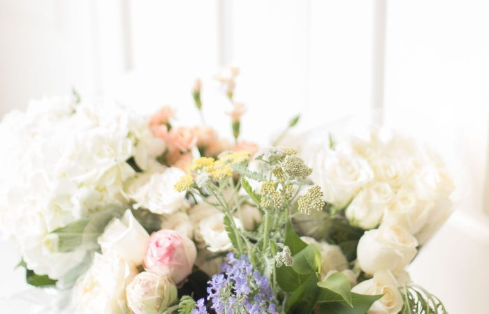 flowers to be arranged