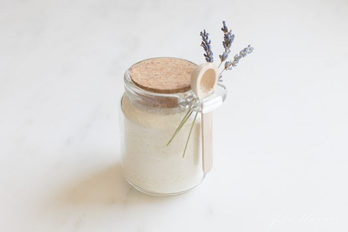 milk bath gift