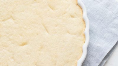 sugar cookie crust recipe
