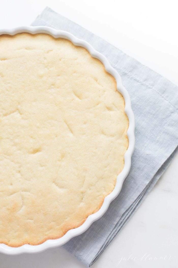 sugar cookie crust recipe