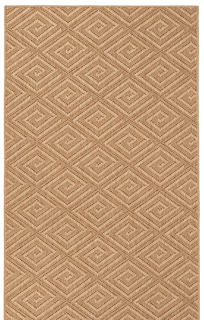 sisal look alike stair runner