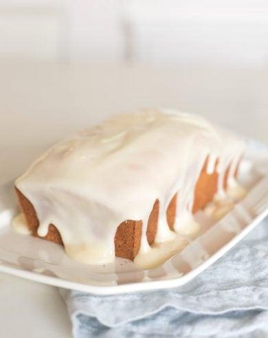cream cheese glaze recipe