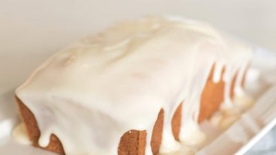 cream cheese glaze recipe