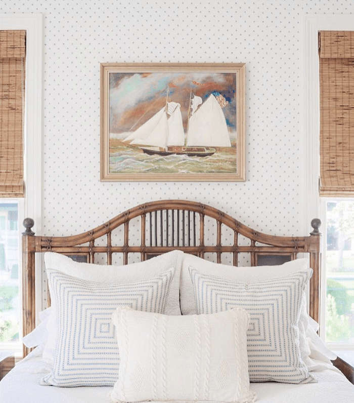 beach or lake bedroom
