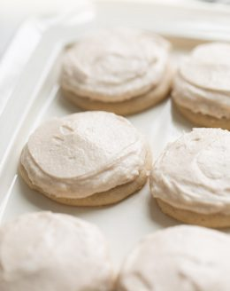 cinnamon frosting recipe