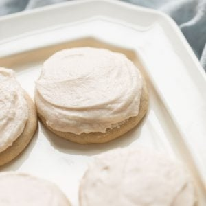 cinnamon sugar cookie recipe