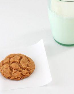 Flourless Peanut Butter Cookies Recipe A Low Calorie Cookie Recipe