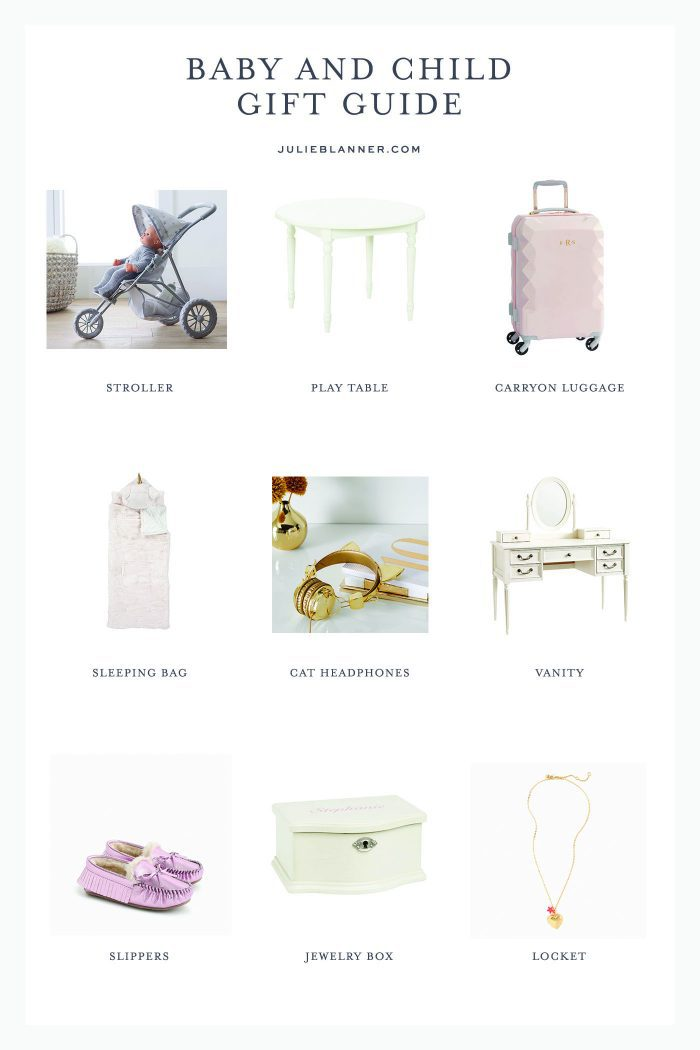 baby and child gift ideas