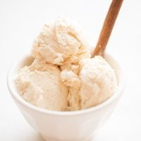 Egg Nog Ice Cream