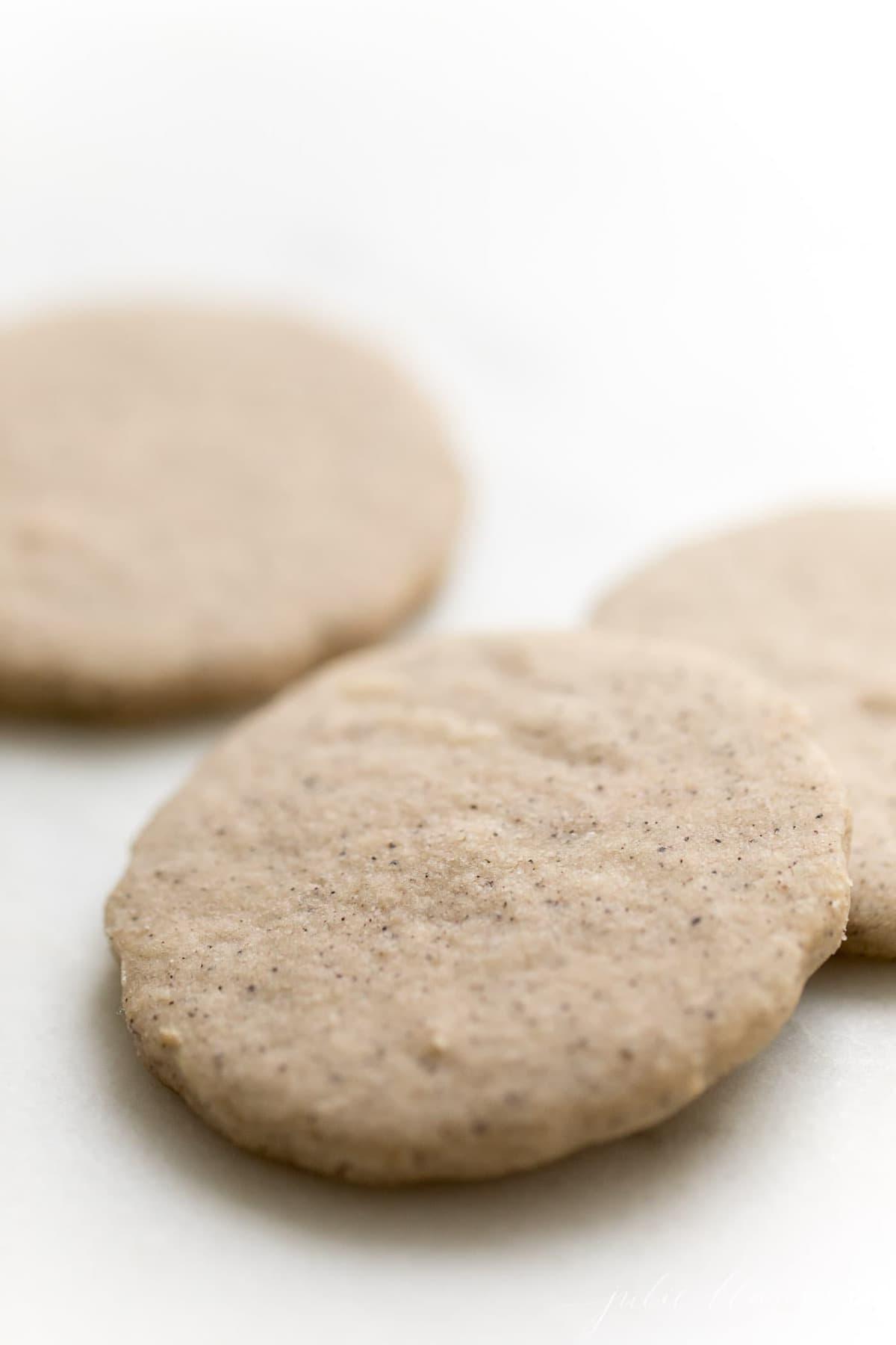 espresso cookies