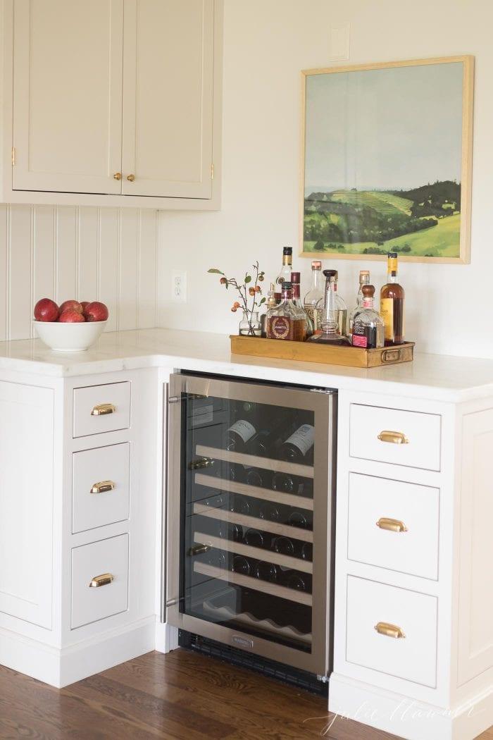 classic kitchen hardware