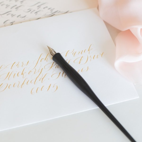 calligraphy julie blanner