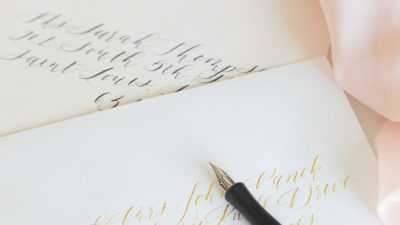 calligraphy supplies for beginners