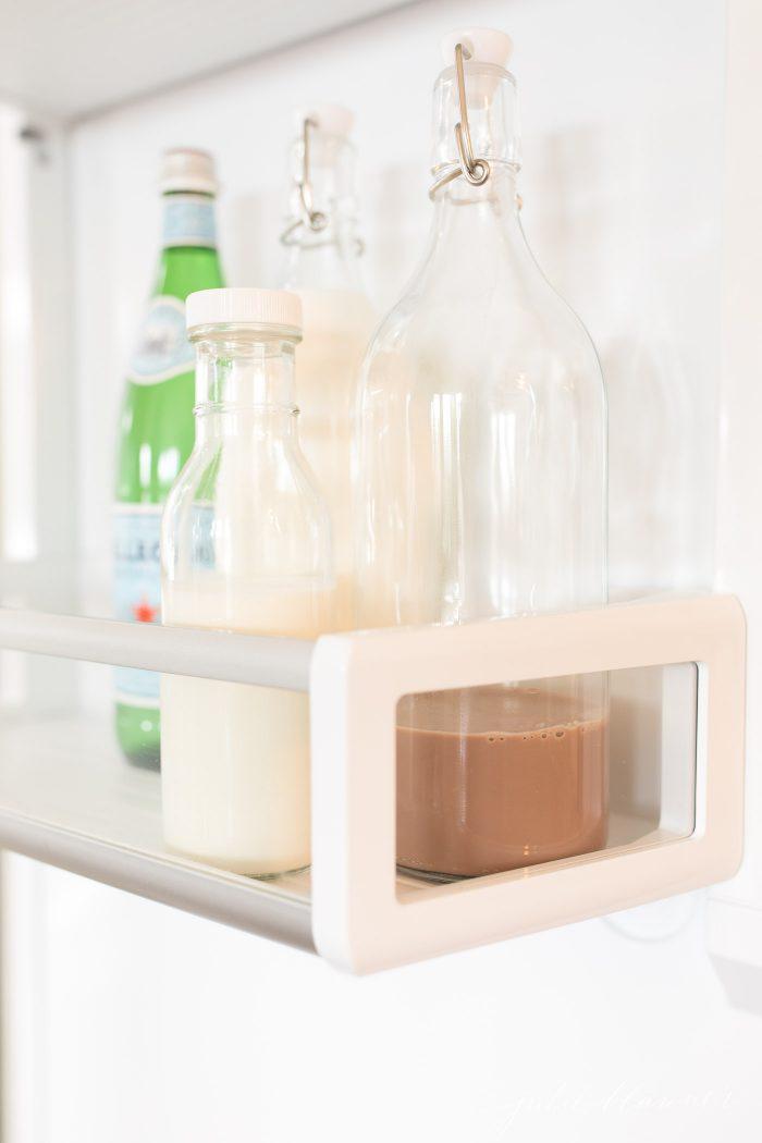 refrigerator storage