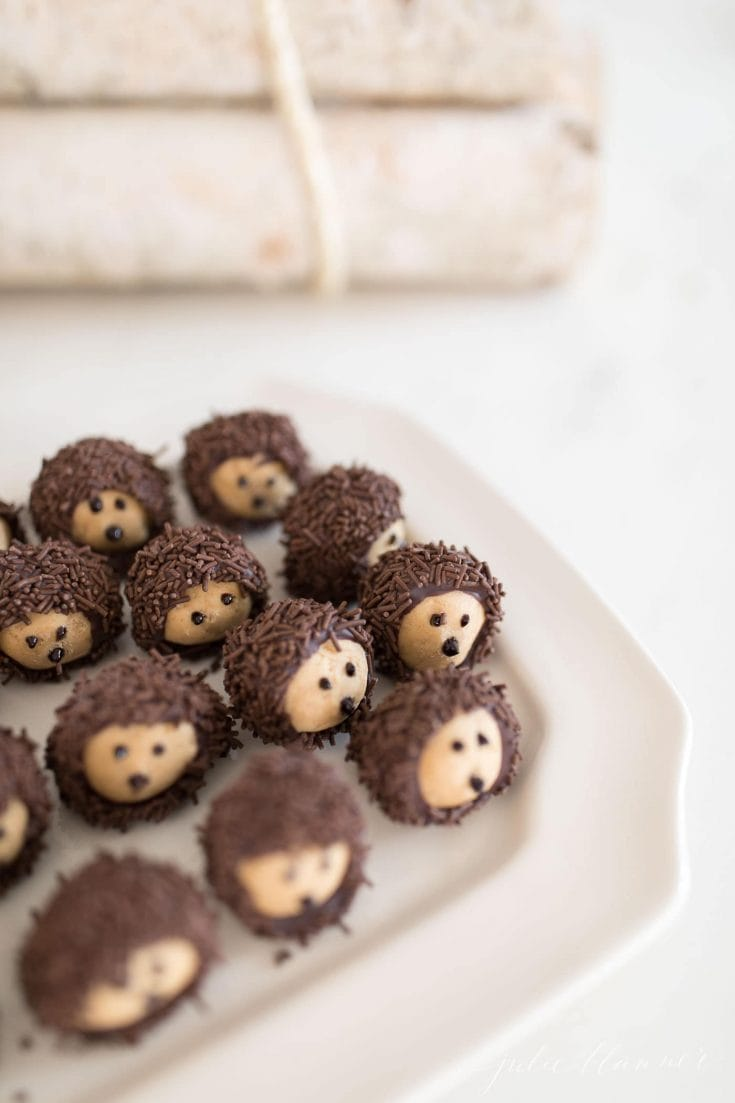 Buckeye Recipe | Chocolate Peanut Butter Balls