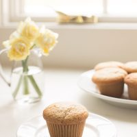 Brown Butter Muffin Recipe