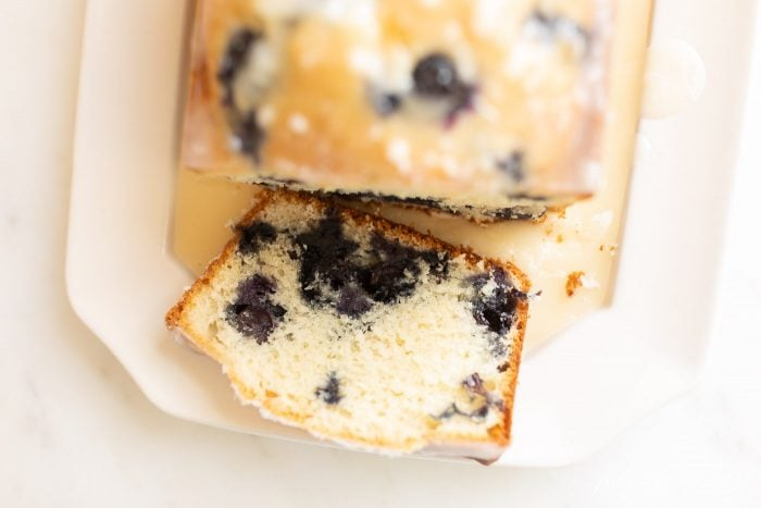 how to store blueberry bread