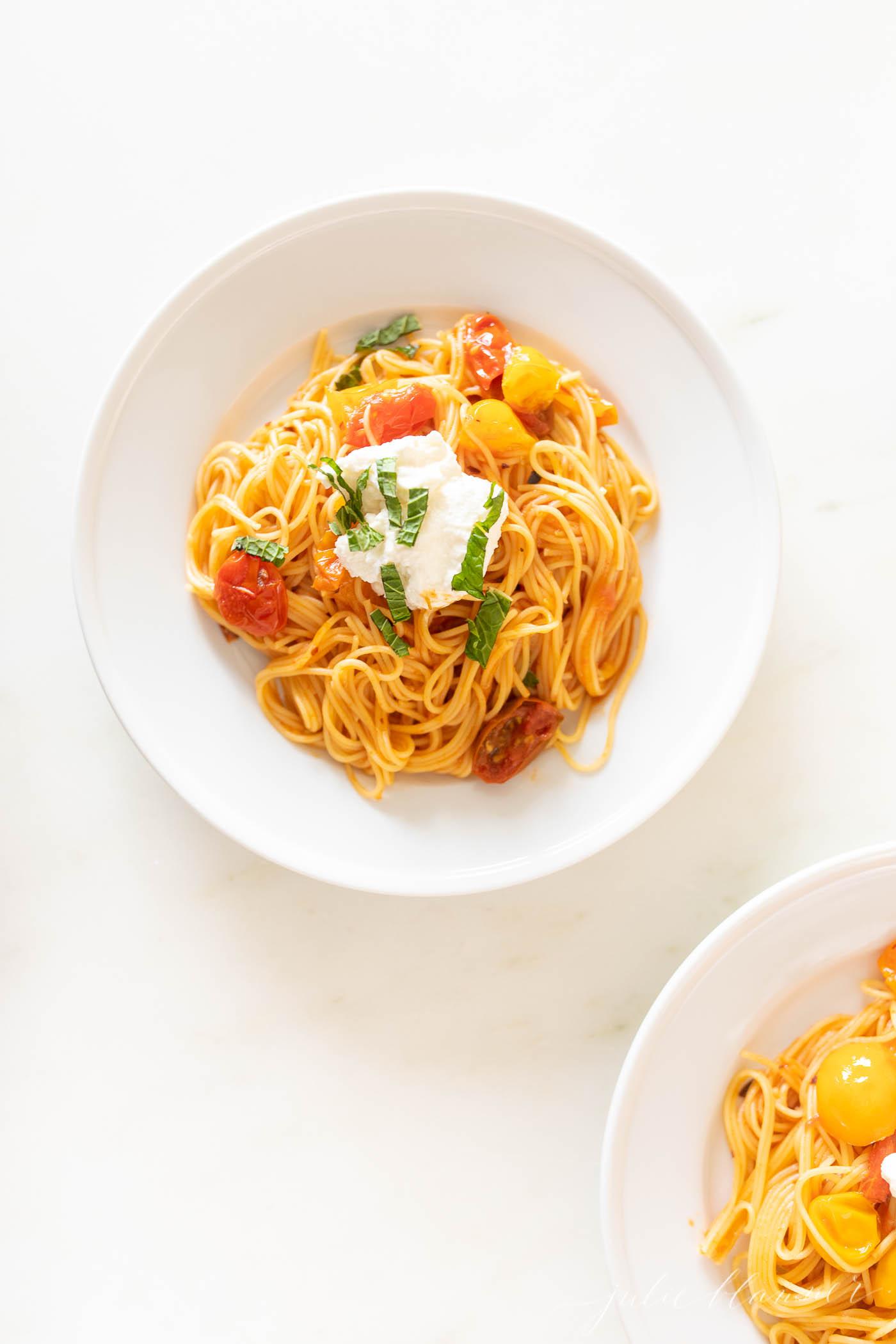 cherry tomato pasta sauce