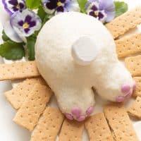 Bunny Funfetti Dessert Cheeseball