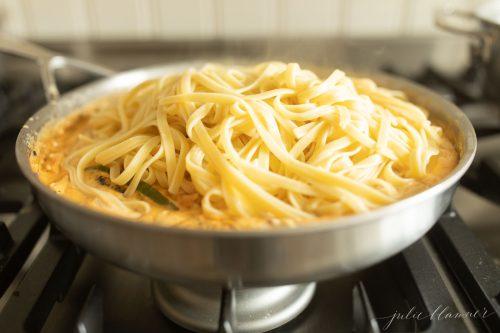 Creamy Chicken Pasta Recipes
