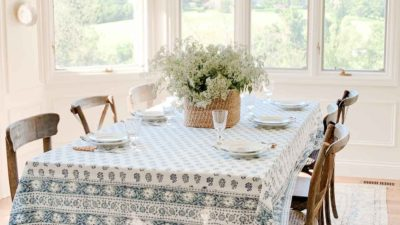kalamkari table setting