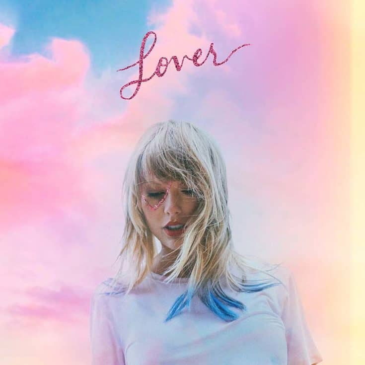 Taylor Swift - Lover (Standard CD)