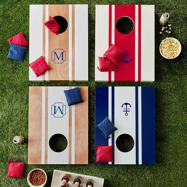 Lacquer Bean Bag Toss