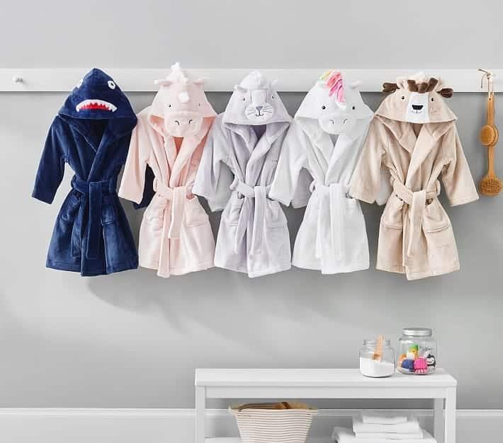 Critter Robes