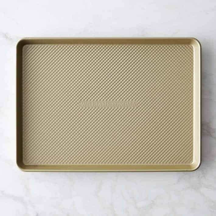 Williams Sonoma Copper Goldtouch® Nonstick Half Sheet Pan