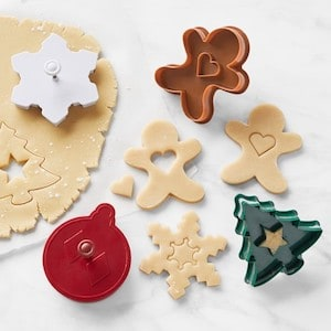 linzer cookie cutters