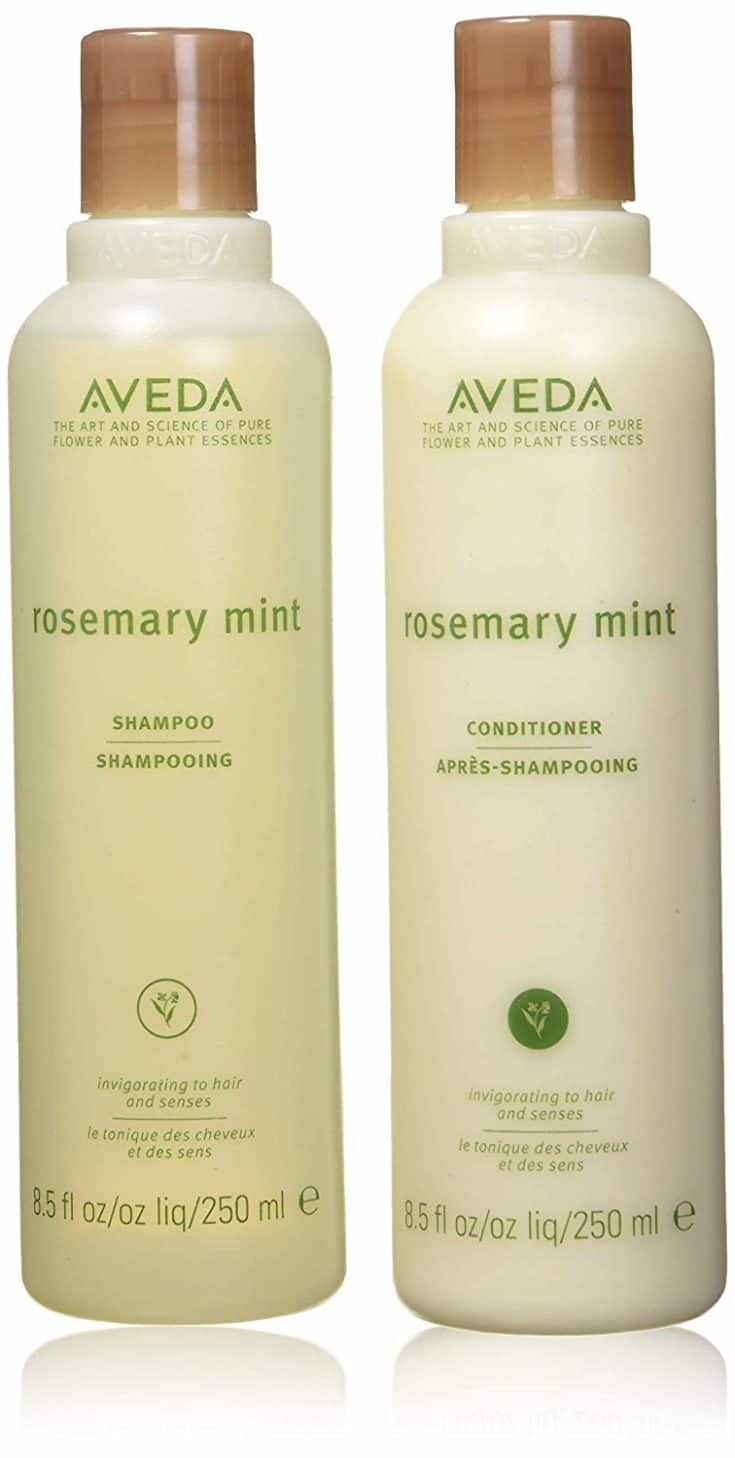 Aveda Rosemary Mint Shampoo and Conditioner Duo 8.5 oz